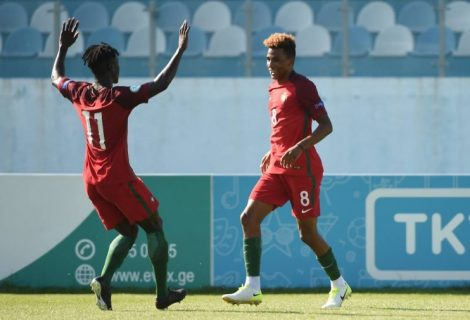 Euro Sub-19: Portugal pela terceira vez na final