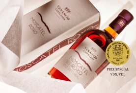 Moscatel Roxo Venâncio da Costa Lima: Places Portugal in 1st place in the world oldest international wine competition
