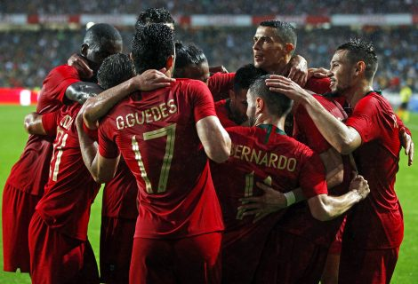 Portugal vence no último teste antes do Mundial