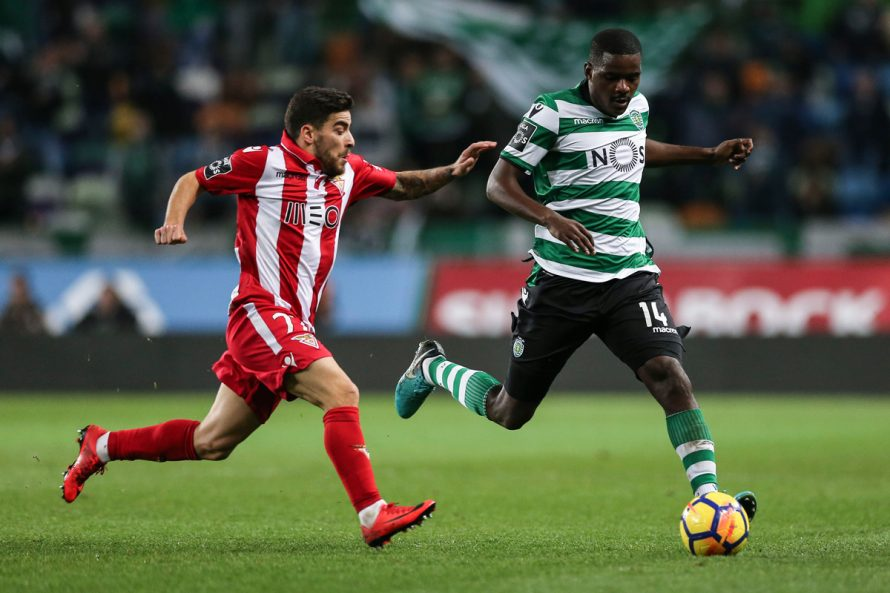 Sporting: William, Gelson e Bruno Fernandes rescindem