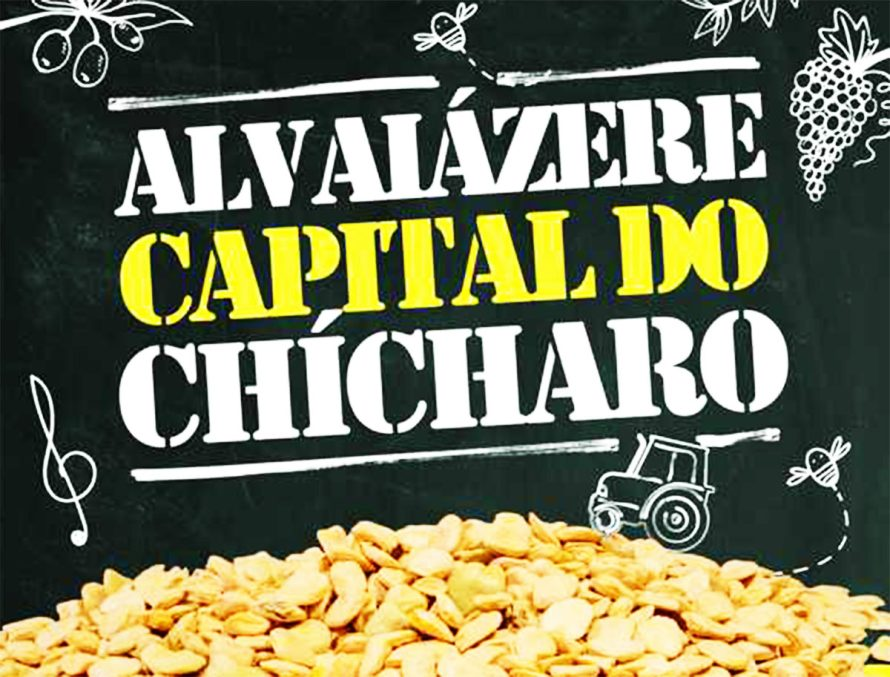 'Alvaiázere Capital do Chícharo' de 5 a 7 de outubro