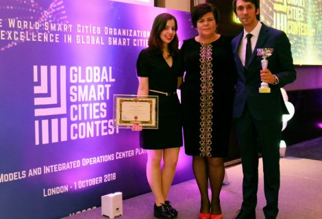 TOMI vence prémio no Global Smart Cities na categoria de governo eletrónico