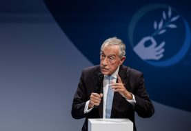 Marcelo Rebelo de Sousa defendeu o multilateralismo no Fórum da Paz de Paris