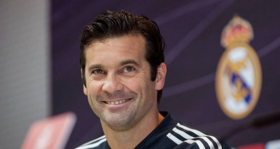 Solari confirmado como treinador do Real Madrid