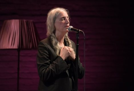 Patti Smith atua no festival Paredes de Coura a 17 de agosto