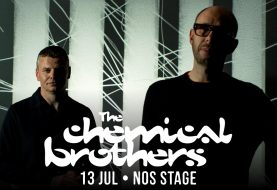 The Chemical Brothers encerram NOS Alive