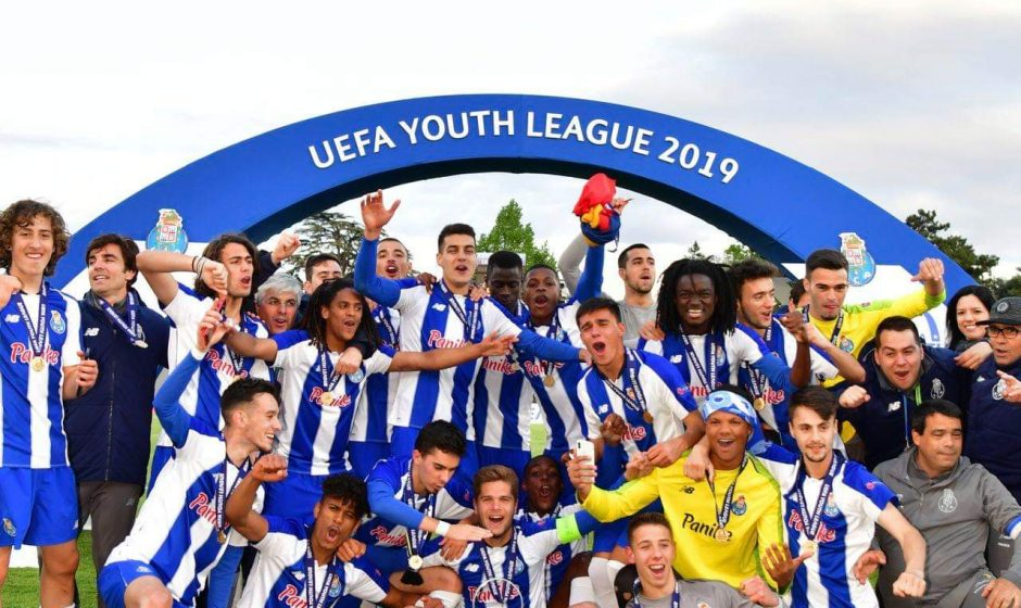 FC Porto conquista a UEFA Youth League