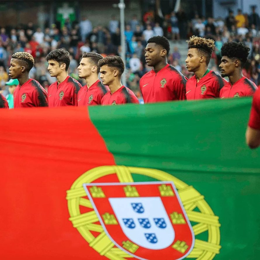 Portugal fora do Mundial de Sub-20