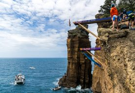 Red Bull Cliff Diving regressa a Vila Franca do Campo em setembro de 2020