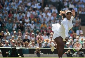Serena Williams pela 11ª vez na final do Wimbledon