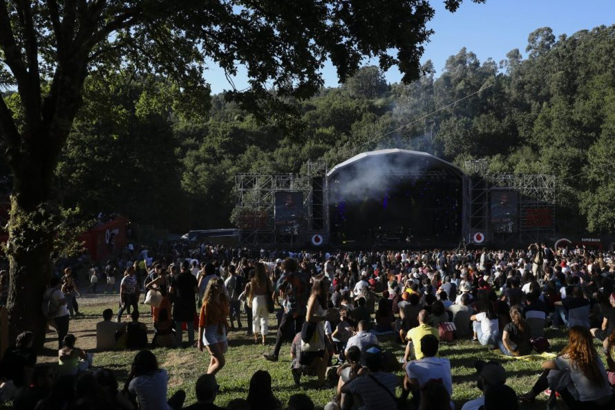 New Order e Car Seat Headrest destaques no segundo dia do Paredes de Coura 2019