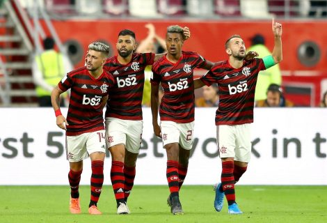 Flamengo na final do Mundial de Clubes