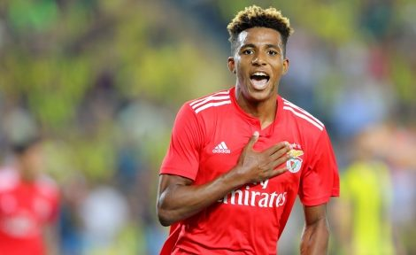 Treinador do West Ham assume interesse no benfiquista Gedson Fernandes