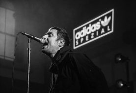 Liam Gallagher no segundo dia do festival Rock in Rio Lisboa