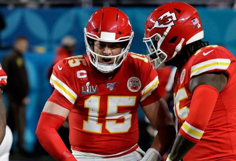 Kansas City Chiefs vencem 54.º Super Bowl