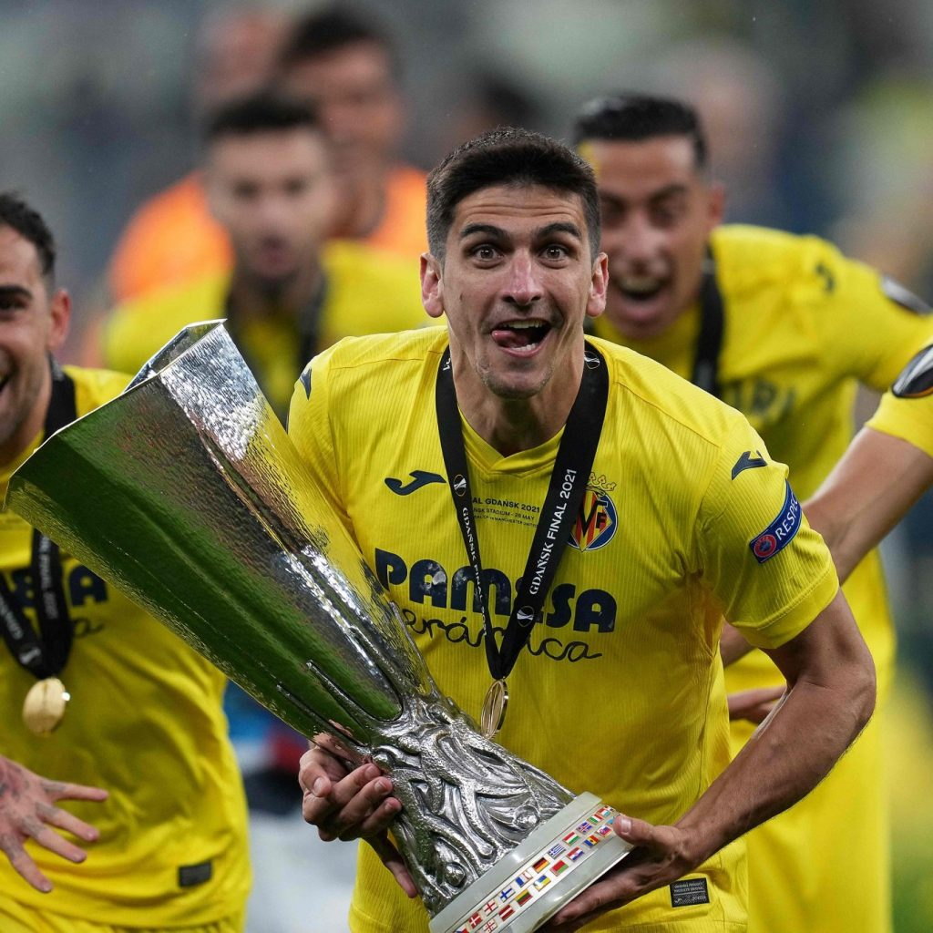 The Yellow Submarine have booked a UEFA Champions League group stage place as UEFA Europa League winners.